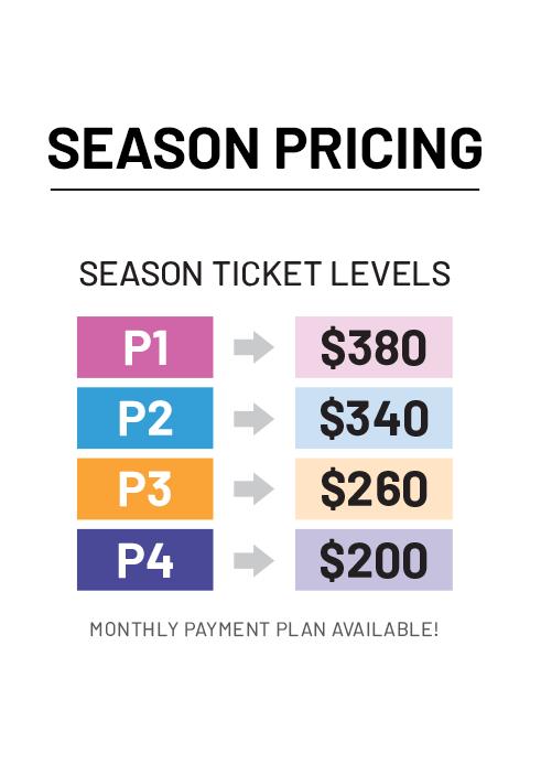 Season Tickets | Lexington Opera House