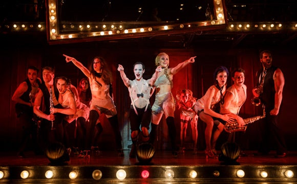 More Info for Cabaret: Opening Night