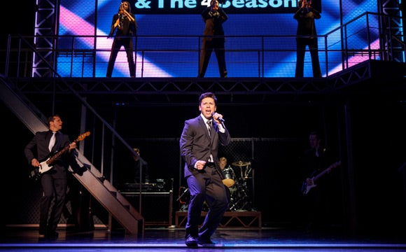 More Info for Jersey Boys: Opening Night