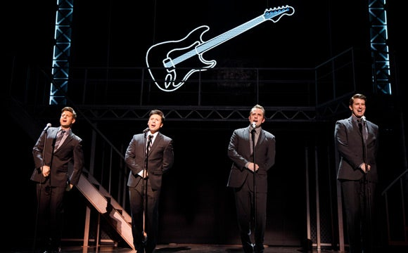 More Info for Jersey Boys Preview