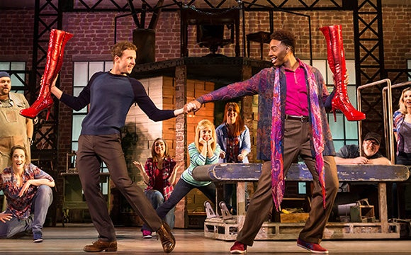 More Info for Kinky Boots: Opening Night