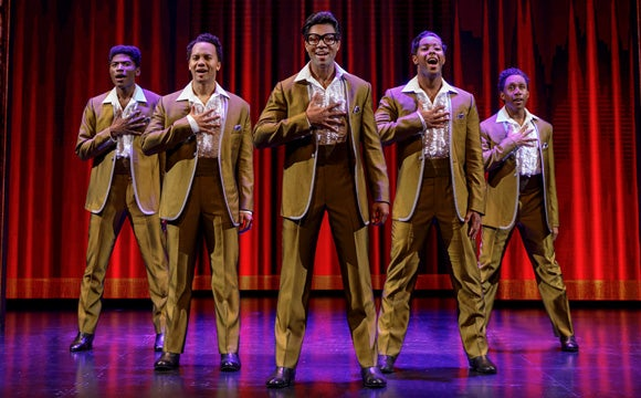More Info for Motown the Musical Preview