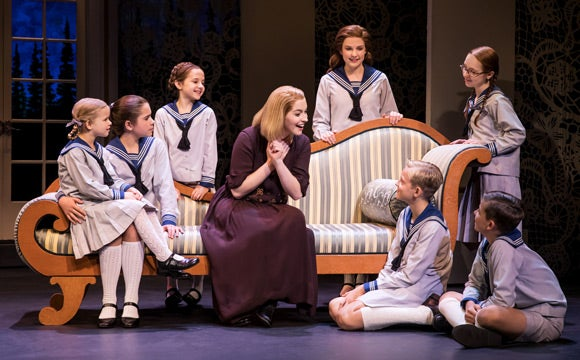 More Info for The Sound of Music: Opening Night