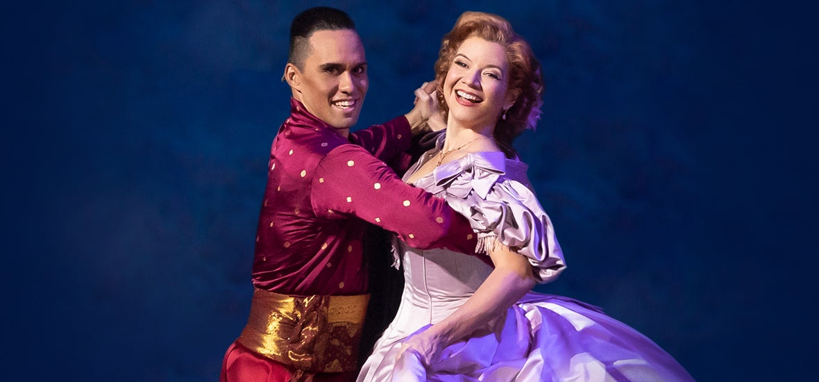 More Info for The King and I Opening Night