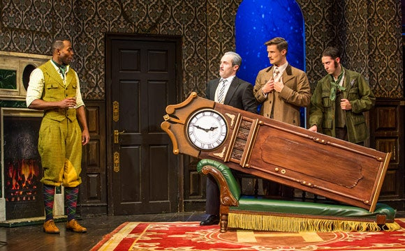 More Info for The Play That Goes Wrong Preview