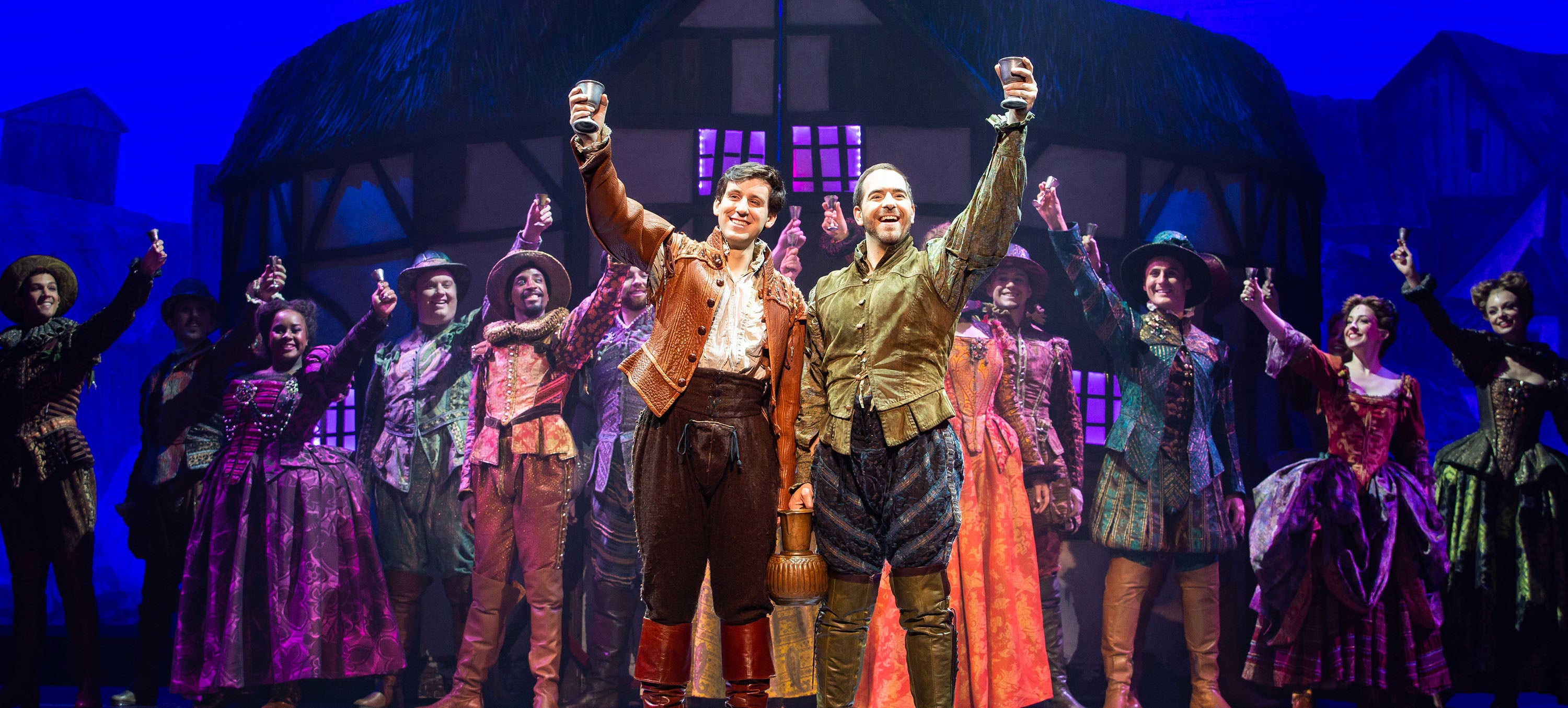 More Info for Something Rotten! Preview